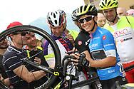 Johan Esteban Chaves (COL - Mitchelton - Scott) during the 101th Tour of Italy, Giro d'Italia 2018, stage 15, Tolmezzo - Sappada 178 km on May 20, 2018 in Italy - Photo Ilario Biondi / BettiniPhoto / ProSportsImages / DPPI