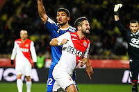 Joao MOUTINHO - 01.02.2015 - Monaco / Lyon - 23eme journee de Ligue 1 -<br />