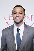 Jesse Williams at the The Edmont Society Affair:  A Benefit for Reader and Writers with a performance by Common and Maya Angelou held at The Friars Club on October 27,, 2008