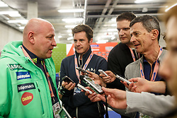 Goran Janus head coach of Slovenian ski jumping team after the Ski Flying Hill Individual Competition on Day Two of FIS Ski Jumping World Cup Final 2017, on March 24, 2017 in Planica, Slovenia. Photo by Grega Valancic / Sportida