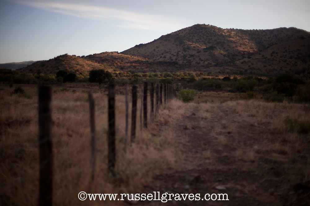 LANDSCAPES IN THE TEXAS TRANS PECOS