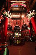 Sir Joseph Bazalgette's 1865 Victorian Pumping Station Crossness & Luminary multi-media art installa