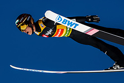 Ryoyu Kobayashi (JPN) during the Trial Round of the Ski Flying Hill Individual Competition at Day 1 of FIS Ski Jumping World Cup Final 2019, on March 21, 2019 in Planica, Slovenia. Photo by Matic Ritonja / Sportida