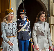 Official Visit King and Queen of Jordan, The Hague 21-03-2018