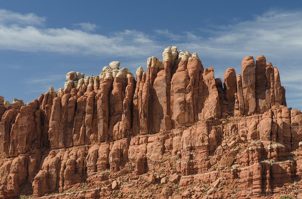 Klondike Hills, Arches National Park, Utah