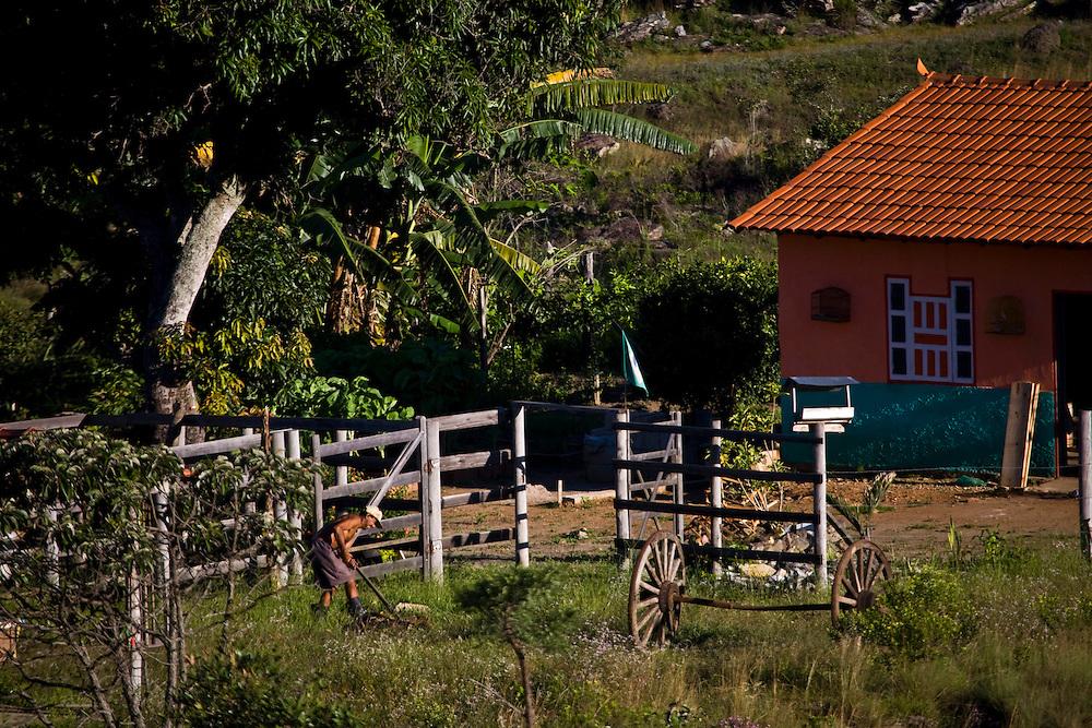 Diamantina_MG, Brasil...Casa em Diamantina, Minas Gerais...A house in Diamantina, Minas Gerais...Foto: JOAO MARCOS ROSA /  NITRO.