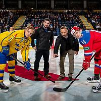 2019 IIHF WJC - Russia v Sweden - Kelowna, BC