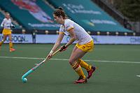 AMSTELVEEN - Marloes Keetels (DenBosch) tijdens de halve finale wedstrijd dames EURO HOCKEY LEAGUE (EHL),  Amsterdam-HC Den Bosch. (1-1) Den Bosch wint shoot outs en plaats zich voor de finale.  COPYRIGHT  KOEN SUYK