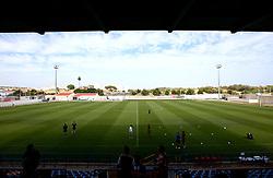 A general view of The Estadio da Nora - Mandatory by-line: Robbie Stephenson/JMP - 18/07/2017 - FOOTBALL - Estadio da Nora - Albufeira,  - Hull City v Bristol Rovers - Pre-season friendly
