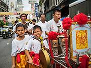 12 OCTOBER 2015 - BANGKOK, THAILAND:       PHOTO BY JACK KURTZ