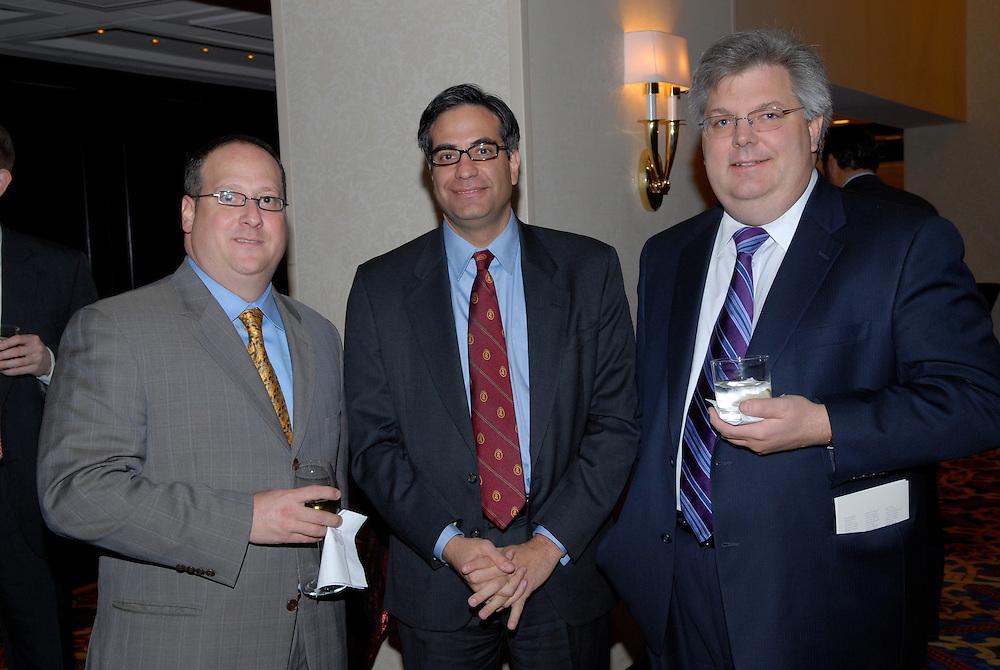 Henry Kravis - co-founder of  Kohlberg Kravis Roberts & Co., addresses the members of the Economic Club of Washington at the Renaissance Hotel in Washington DC