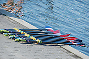 Amsterdam. NETHERLANDS. NED W8+. blades. 2014 FISA  World Rowing. Championships.  De Bosbaan Rowing Course . 09:01:08  Thursday  21/08/2014  [Mandatory Credit; Peter Spurrier/Intersport-images]