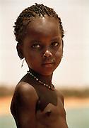 Senegalese Girl - Podor Senegal