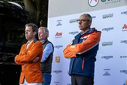 Van der Vleuten Maikel, Lansink Jos, Ehrens Rob, NED<br /> CHIO Rotterdam 2021<br /> © Dirk Caremans<br />  02/07/2021