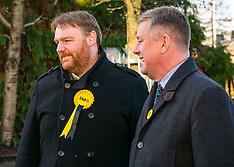 Keith Brown General Election campaigning, Loanhead, 18 November 2019