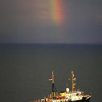 MV GREENPEACE in the Irish Sea Accession #: 0.90.141.001.19