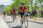 SHOT 6/10/17 10:26:51 AM - Doug Pensinger Memorial Road Ride 2017. The 52 mile ride which took place on the one year anniversary of the passing of Getty Images photographer Doug Pensinger featured more than 30 riders many of whom had ridden with Doug in the past.  (Photo by Marc Piscotty / © 2017)