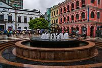 Fountain @ Senado Square
