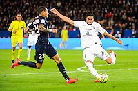 Jose Luis PALOMINO - 28.04.2015 - Paris Saint Germain / Metz - Match en retard - 32eme journee Ligue 1<br />Photo : Nolwenn Le Gouic / Icon Sport