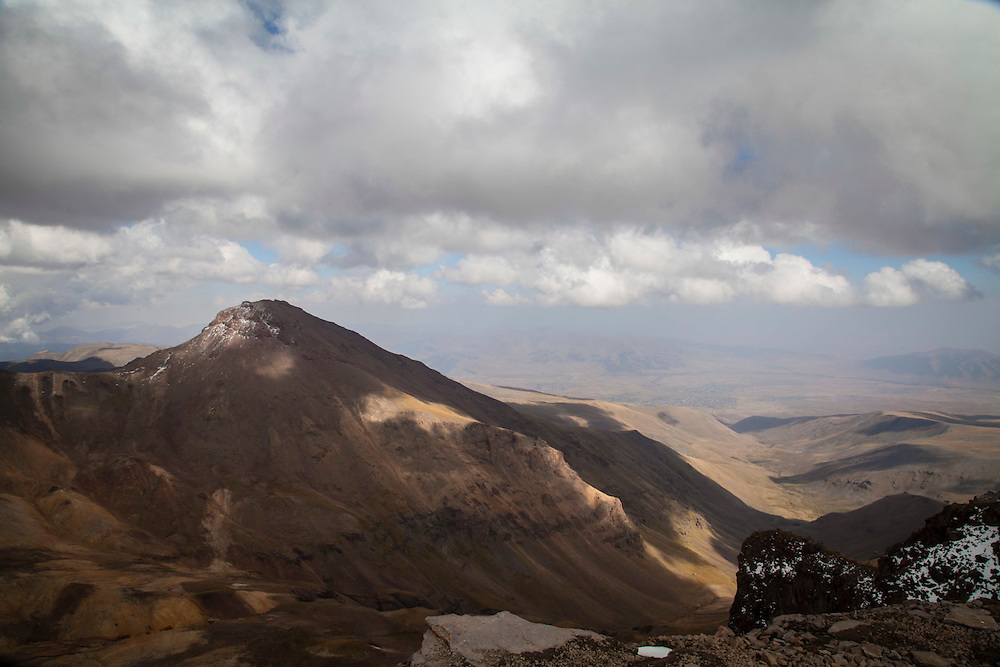 Province of Aragatsotn, Armenia 2014.