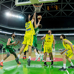 20170129: SLO, Basketball - ABA League 2016/17, KK Union Olimpija Ljubljana vs Karpos Sokoli