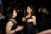 Karen Bartholomew; Emma Cleve, Party after the Premiere of 'Clubbed', at Sugar Reef. SohoLondon. 7 January 2009 *** Local Caption *** -DO NOT ARCHIVE-© Copyright Photograph by Dafydd Jones. 248 Clapham Rd. London SW9 0PZ. Tel 0207 820 0771. www.dafjones.com.<br /> Karen Bartholomew; Emma Cleve, Party after the Premiere of 'Clubbed', at Sugar Reef. SohoLondon. 7 January 2009