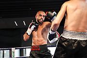 Boxen: Bielefeld, 10.07.2021<br /> Adel El Garmaoui (GER) -  Sergio Escobar (ARG)<br /> © Torsten Helmke