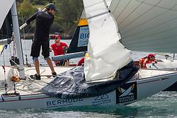 Bermuda Gold Cup and Open Match Racing World Championship. Royal Bermuda Yacht Club, Hamilton, Bermuda. Day Four. 29th October 2020.