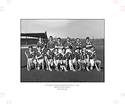 All Ireland Colleges Hurling Final,.Munster v Leinster, .Munster Team.04.04.1954, 4th April 1954,
