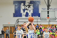 North Olmsted at Midview High School boys JV basketball on February 18, 2014. Images © David Richard and may not be copied, posted, published or printed without permission.