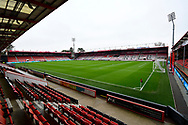 General view inside the Vitality Stadium before the Premier League match between Bournemouth and West Ham United at the Vitality Stadium, Bournemouth, England on 19 January 2019.