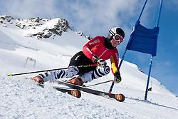 04.10.2010, Rettenbachferner, Soelden, AUT, Medientag des Deutschen Skiverband 2010, im Bild Isabelle Stiepel. EXPA Pictures © 2010, PhotoCredit: EXPA/ J. Groder