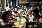 Pizzeria Panattoni -Viale Trastevere 53, Rome, Italy, Frommer's Italy Day By Day