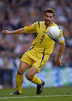 Photo: Jed Wee/Sportsbeat Images.<br /> Scotland v Ukraine. UEFA European Championships Qualifying. 13/10/2007.<br /> <br /> Ukraine's Andriy Shevchenko