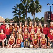 USC Beach Volleyball 2017   Team