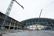 An exterior view of The Star, the new home of the Dallas Cowboys headquarters and practice facilities, in Frisco, Texas on November 30, 2015.  (Cooper Neill for The New York Times)