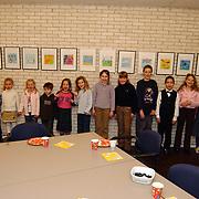 Bestuurburo st. basisonderwijs Gooi & Eemland Monnickskamp Huizen prijsuitreiking kalender