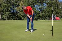 AMSTERDAM   - adresseren green.    Golf, regels,    COPYRIGHT KOEN SUYK