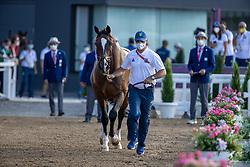 Pessoa Rodrigo, BRA, Carlito's Way 6, 313<br /> Olympic Games Tokyo 2021<br /> © Hippo Foto - Dirk Caremans<br /> 31/07/2021