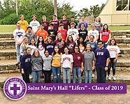 Saint Mary's Hall 2019 T-Shirt Day