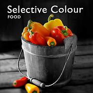 Creative Food Pictures of Fresh Food