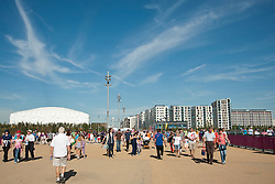 Olympic Park at the 2012 London Summer Paralympic Games