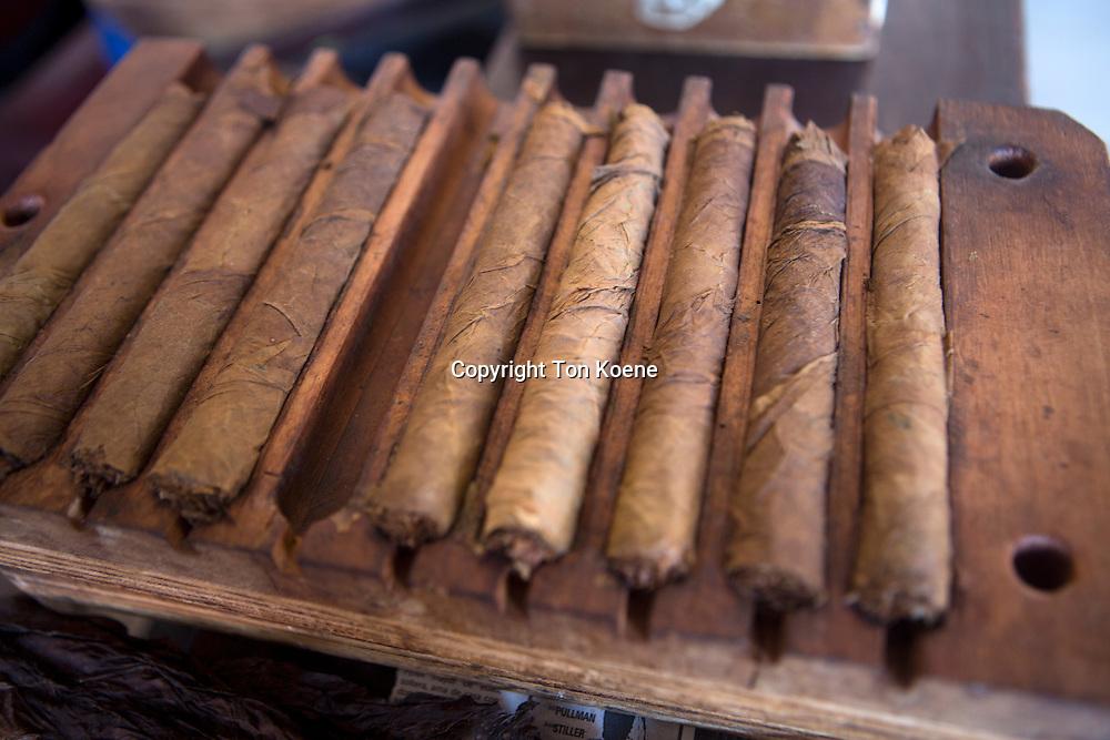 Don Elba cigar factory