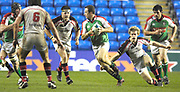 Reading, GREAT BRITAIN, Mike CATT, during the third round Heineken Cup game, London Irish vs Ulster Rugby, at the Madejski Stadium, Reading ENGLAND, Sat 09.12.2006. [Photo Peter Spurrier/Intersport Images]