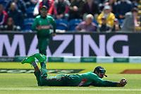 Cricket - 2019 ICC Cricket World Cup - Group Stage: England vs Bangladesh<br />                          <br /> Jonny Bairstow is <br /> c Mehidy Hasan Miraz b Mashrafe Mortaz …at Cardiff Wales Stadium.<br /> <br /> Credit: COLORSPORT/WINSTON BYNORTH