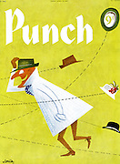 Punch cover 10 April 1957