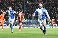 Blackburn Rovers v Bradford City 290318