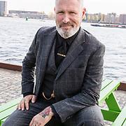 NLD/Amsterdam//20170419 - Lancering nieuwe LINDA.tv serie De Vlucht, Eric Corton