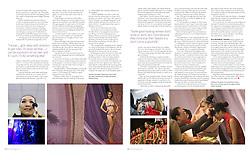 South China Morning Post Magazine, H.K.