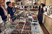 Belgie, Brussel, 28-7-2011Bonbonnerie Neuhaus, koninginnegallerij Brussel.chocolade, cacao, bonbon, delicatessenFoto: Flip Franssen/Hollandse Hoogte